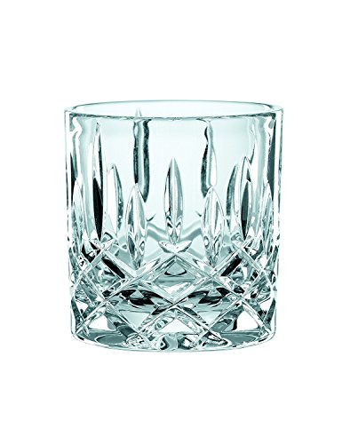 Nachtmann 8-teiliges Whisky-Set Single Old Fashioned Glas 245ml Kristallglas Noblesse 2x 0098857-0 Single Old Fashioned Glas