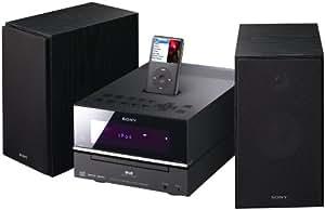 Sony CMTBX77DBI Mini Hi-Fi with DAB Radio and iPod Dock