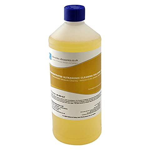 1 litre Concentrated Ultrasonic Cleaner Solution