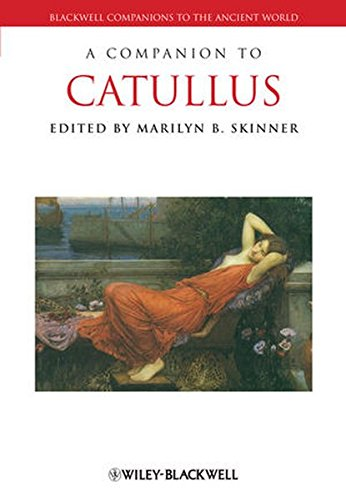 A Companion to Catullus (Blackwell Companions to the Ancient World)