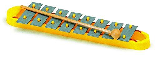 Gitre 740/A 8 farbige Haftnotizen-Metallophon diatonisch