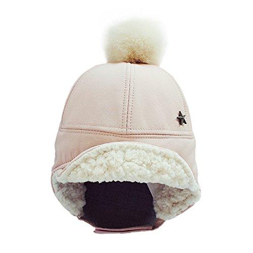 Unisex Baby Kleinkind Winter Mütze mit Ohrenklappen Mütze SHAGGY HAT, Kinder 'TRAPPER HAT Bomber Hat (Trapper Bomber)