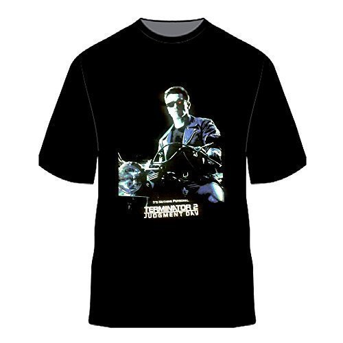 The Terminator 2 Judgement Day Unofficial Men's T-shirt