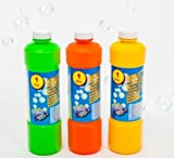 Magicwand Bubble Gun Refill Liquid (500 ml)