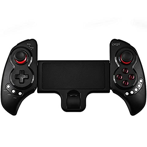 IPEGA PG-9023 Telescopic Wireless Bluetooth Game Controller Gamepad for iPhone iPod iPad iOS System, Samsung Galaxy Note HTC LG Android Tablet
