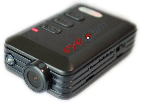 ORIGINAL eyeCam FULL HD V2 ,1080p Kamera Spy Cam Kamera Mini DVR DV, Autoschlüssel, Spionage Camcorder Mini, Sound Foto und Videofunktion, eyeCam eye cam mit pratischem Overlay WELTNEUHEIT Wohl kleinste FULL HD Kamera der Welt Mehrfach getestet in Fachzeitschriften wie Aviator etc. (137)