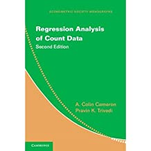 [(Regression Analysis of Count Data)] [by: A. Colin Cameron]