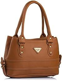 Fostelo Selena Women's Handbag (Tan)