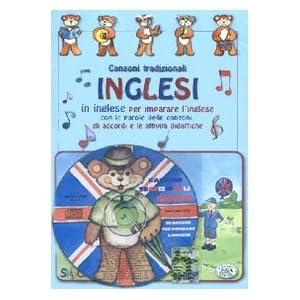 Canzoni tradizionali inglesi in inglese per impara