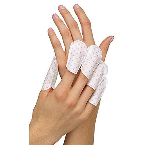 tomation Toallitas removedoras de Esmalte de uñas, Cubierta de Limpiador de uñas para Reparar uñas, púas y Grietas Cool Everyone