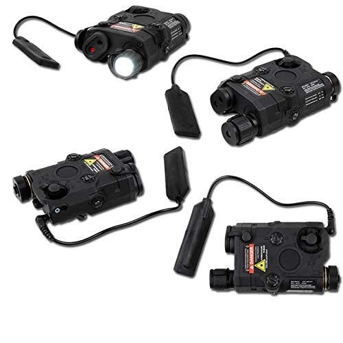 FMA Upgrade AN-PEQ-15 Red Laser & White LED Light with IR Lenses Black (FMA-TB0066)