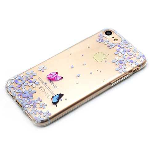 ARTLU® Neue Modelle TPU Silikon Schutz Handy Hülle Case Tasche Etui Bumper für Apple iPhone 6 plus 6S plus - Henna Series Apple W14 W10