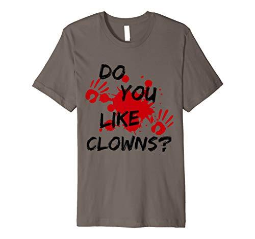 Sie wie Clowns Halloween -