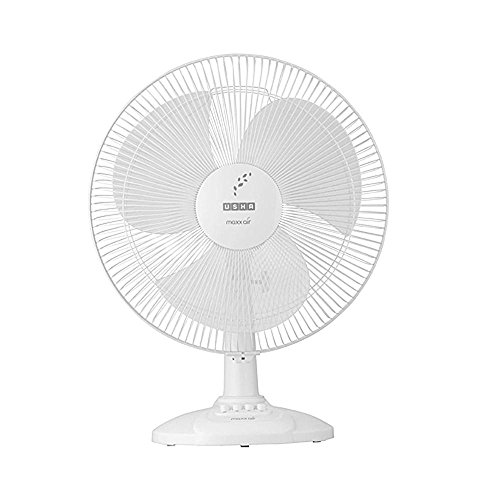 Usha Maxx Air Table Fan, Blue