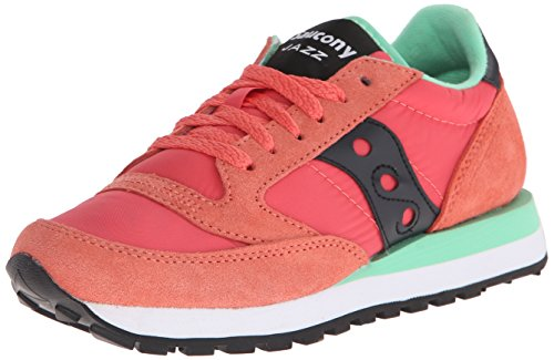Saucony Originals Saucony Jazz Original Women, Damen Sneakers Pink-Mint