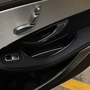 per Suzuki Jimny 2019 2020 Dmwfaker Scatola portaoggetti per portiera dell/'Auto Organizer Scatola portaoggetti per bracciolo portiera Auto Tasca 2 Pezzi