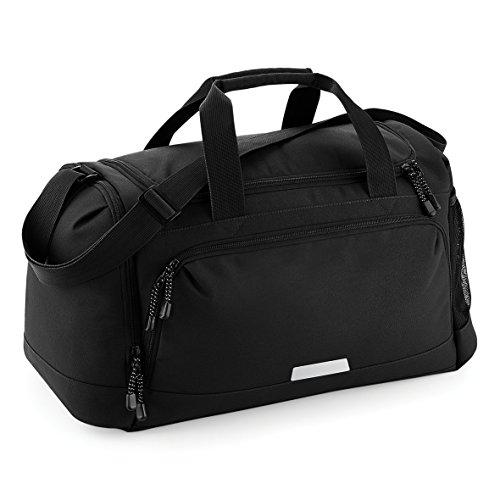 Akademie Holdall Bag von Quadra Schwarz