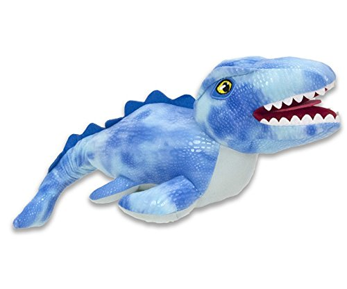 PELUCHILANDIA Dinosaurios peluche JURASSIC WORLD (Blue...