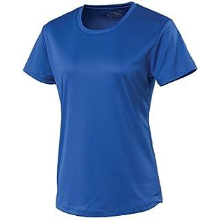 Damen awds Feminine Passform Cooles T-Shirt Gr. XL, Königsblau