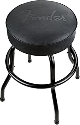 Fender 9100323506 24-Inch Blackout Barstools - cheap UK light store.