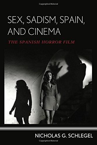 Sex, Sadism, Spain, and Cinema: The Spanish Horror Film Spanish Horror Film