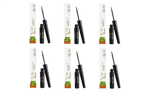 lepo-eye-liner-bio-6-paquetes-de-4-ml-natural-y-biologio-al-aceite-de-jojoba
