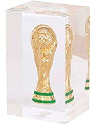 World Cup 2014 Trophée réplique Coupe du Monde officiel FIFA en 3D