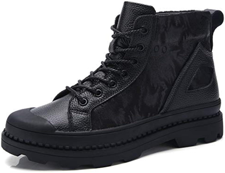 scarpe House House House Stivali Premium Impermeabile da 4 Pollici da Uomo,nero,EU45 US11D(M) UK10 | Esecuzione squisita  | Uomo/Donne Scarpa  2fbab2