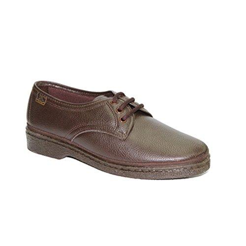 Schnürsenkel für sehr empfindliche Füße Doctor Cutillas braun Braun