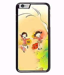 PrintVisa Crazy Designer Back Case Cover for Apple iphone 6 Plus (5.5 inches) -D4710