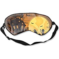 Schlafmaske, Halloween-Party-Druck, verstellbare Augenmasken preisvergleich bei billige-tabletten.eu