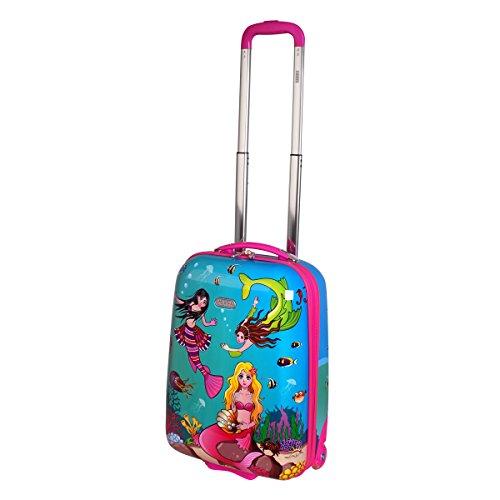 Karry Meerjungfrau Kinderkoffer - 3