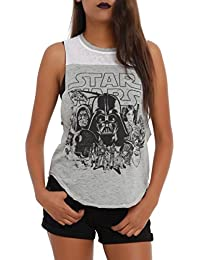 Star Wars Tonal Niñas muscular superior