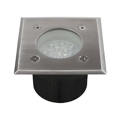 Bodenstrahler LED IP66 Einbaustrahler Sopt Bodeneinbaustrahler Bodenlampe von Eko-Licht-24 bei Lampenhans.de