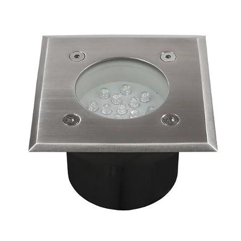Kanlux Gordo DL-LED14L LED Bodeneinbauleuchte, IP66, eckig ABVERKAUF