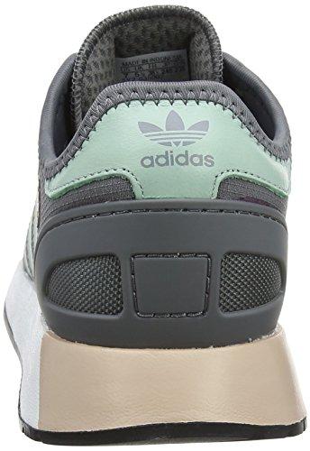 adidas Damen Iniki Runner CLS Laufschuhe Grau (Grey Four F17/ash Green S18/ftwr White)