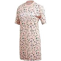 adidas T Damen Kleid, Dress, Pink (rosrub)