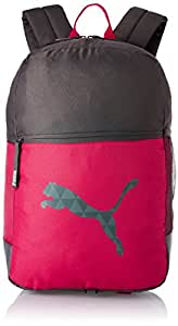 Puma 24 Ltrs Pink-Dark Grey Casual Backpack (7511507)