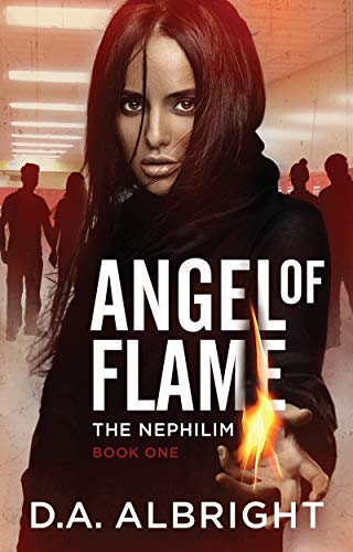 Angel of Flame (The Nephilim Book 1) (English Edition)