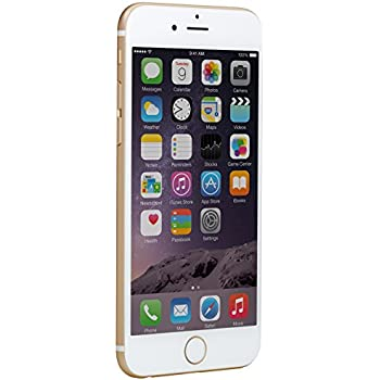 Apple MG492B A IPhone 6 16GB 47 8MP SIM Free Smartphone In Gold