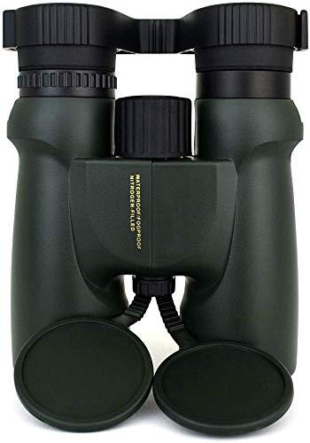 MOM Outdoor-Hobby-Teleskope Konzert-Ferngläser 10X42 Nachtsicht-Fernglas Wasserdichter, Mit Stickstoff Gefüllter, Zentraler Zoom Tragbarer Bak4 View-Zielvergrößerer Spektiv