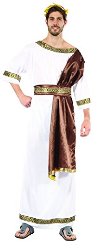 Römer-Kostüm für Herren M (Die Kostüme Der Griechen Und Römer)