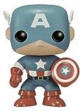 Funko 599386031 - Figura Marvel - capitán américa 75th Anniv Sepia