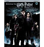 Selections from Harry Potter and the Goblet of Fire: Flute, Book & CD (Paperback) - Common
