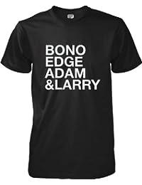 wantAtshirt Names T-shirts - U2 T-shirt S to 2XL
