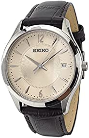 Seiko Noble Quartz Men's Watch SU