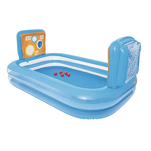 Wal-mart-pool (San Qing Children's Pool Inflatable 2-8 Years Old Inflatable Baby Pool Game 94