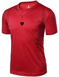 Hombre Deportes Camisetas❤️LILICAT® Blusa Tops de Compresión de Entrenamiento Fitness,Gimnasio,