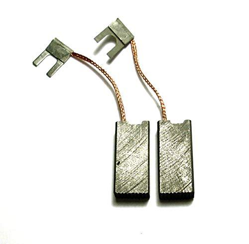 balais de charbon GOMES, compatible Eibenstock EHR 20/2.4, EHR 20/2.4 S, EHB 16/1.4 S