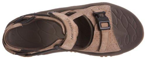 Merrell Kahuna Iii, Men Hiking Sandals, Beige (Classic Taupe), 6 UK (40 EU)